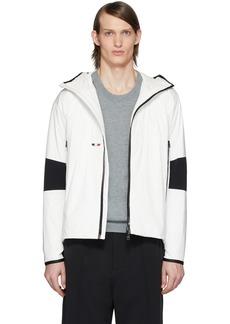 Moncler White Down Godley Jacket