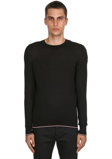 Moncler Wool Knit Sweater