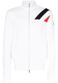 Moncler zip-front sports jacket