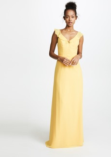 Monique Lhuillier Bridesmaids Keira Gown