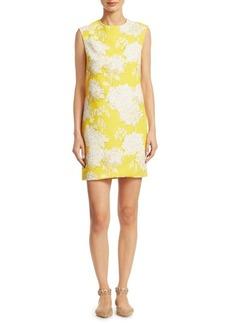 Monique Lhuillier Buttercup Shift Dress