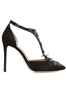 Monique Lhuillier 'Freja' pumps - Black
