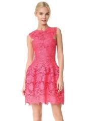 Monique Lhuillier Structured Dress