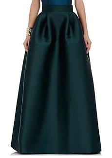 Monique Lhuillier Women's Duchesse Satin Mikado Ball Skirt