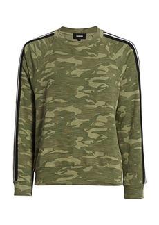 Monrow Camouflage Raglan