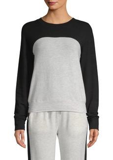 Monrow Colorblock Sweatshirt