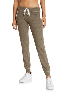 Monrow Cuffed Brushed Thermal Sweatpants