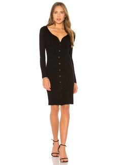 Monrow Henley Dress