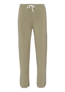 Monrow Green Tea Vintage Sweatpants