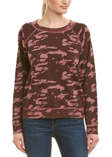 Monrow Camo Vintage Sweatshirt
