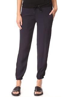 MONROW Crepe Basics Track Pants