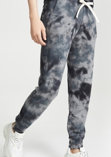 MONROW Crystal Tie Dye Girlfriend Sweats