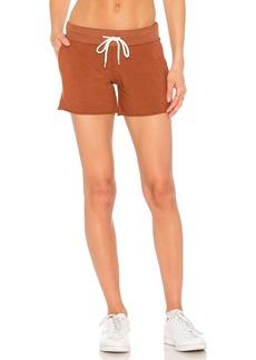 MONROW Cut Off Pocket Shorts