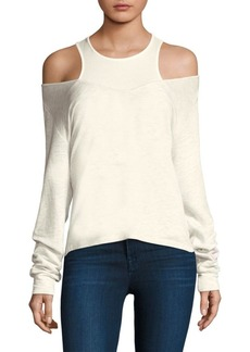 Monrow Double-Layer Pullover