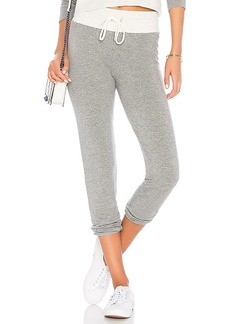 MONROW High Waisted Vintage Sweatpant