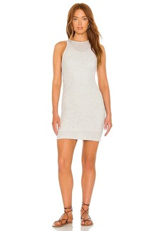 MONROW Mesh Halter Dress