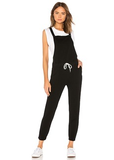 MONROW Overall With Patch Pockets