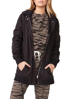 Monrow Parka Jacket with Detachable Hood