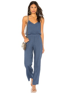 MONROW Sleeveless Jumpsuit