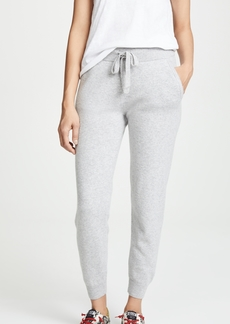 MONROW Sporty Sweats with Rib