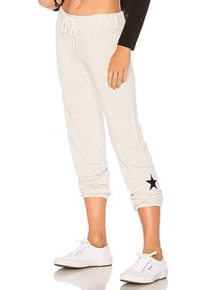 MONROW Star Sweatpant