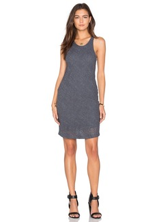 MONROW Stretch Tank Dress