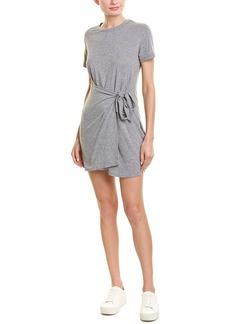 Monrow Tie-Waist T-Shirt Dress