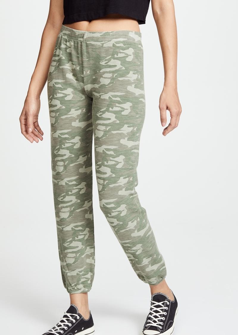0fef0e28 Monrow MONROW Tonal Camo Sweatpants | Casual Pants