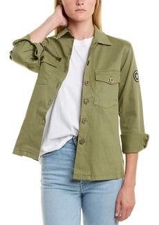 Monrow Vintage Military Jacket