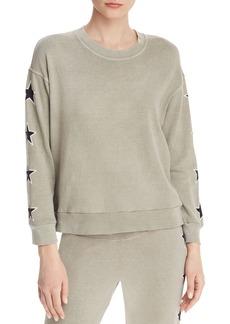 Monrow Vintage Star Sweatshirt