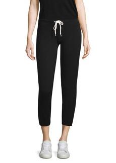 Monrow Vintage Striped Sweatpants