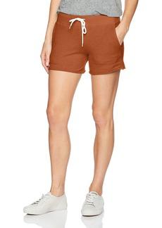 Monrow Women's Cut Off Pocket Shorts  S
