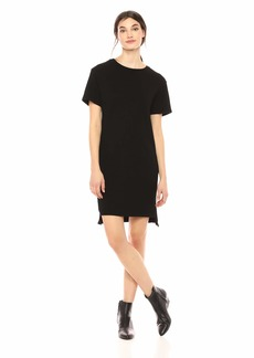 Monrow Women's Dolman Short Sleeve Dress