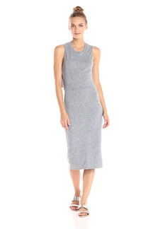 Monrow Women's Knot Back Dress  M