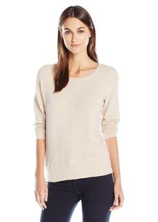 Monrow Women's Supersoft Crewneck Sweatshirt