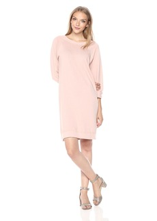 Monrow Women's Vintage Sweatshirt Dress  XS