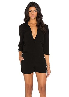 MONROW Zip Up Romper