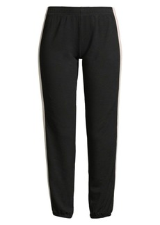 Monrow Side Stripe Sweatpants