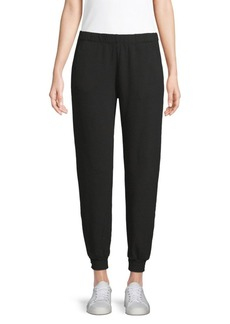 Monrow Supersoft Cropped Joggers