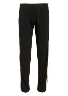 Monrow Supersoft Stripe Sweatpants