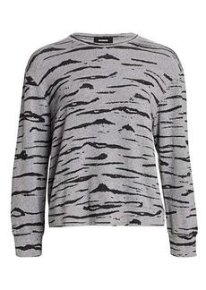 Monrow Tiger Sweatshirt