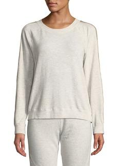 Monrow Vintage Stripe Sweatshirt