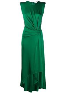 Monse asymmetric wrap dress