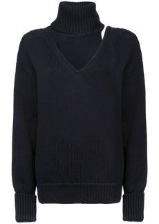 Monse cut out detail jumper