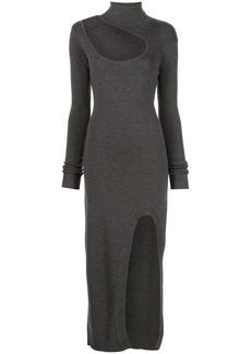 Monse cut-out midi dress