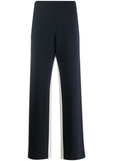 Monse knit-band high-waisted trousers