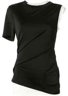 Monse layered single sleeve T-shirt