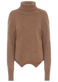 Monse Merino wool turtleneck sweater