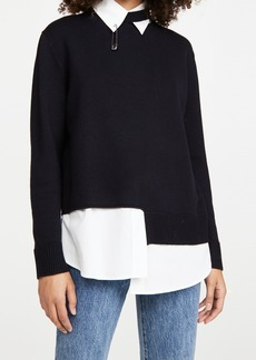 Monse Crooked Tail Pullover