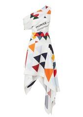 Monse monse print scarf dress abvfa899ee1 a